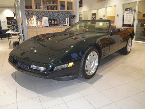 1991 Chevrolet Corvette for sale in Princeton MN