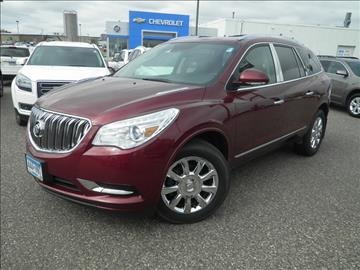 2015 Buick Enclave for sale in Princeton MN