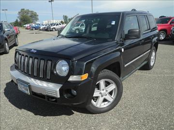 2010 Jeep Patriot for sale in Princeton MN