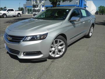 2017 Chevrolet Impala for sale in Princeton, MN