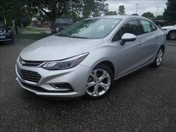 2017 Chevrolet Cruze for sale in Princeton, MN