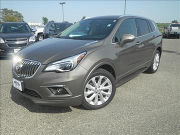 2017 Buick Envision for sale in Princeton, MN