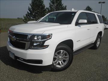 2016 Chevrolet Tahoe for sale in Princeton, MN
