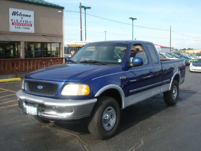 Used 1997 Ford F 150 Xlt 3dr 4wd Extended Cab Lb In