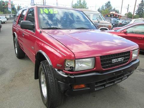 1995 Isuzu Rodeo for sale in Roy, WA