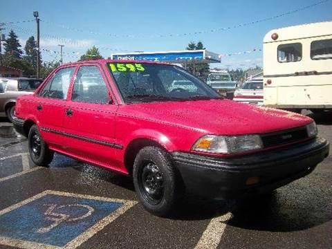 1988 Toyota Corolla for sale in Roy, WA