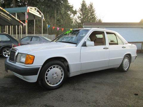 1991 Mercedes-Benz 190-Class for sale in Roy, WA