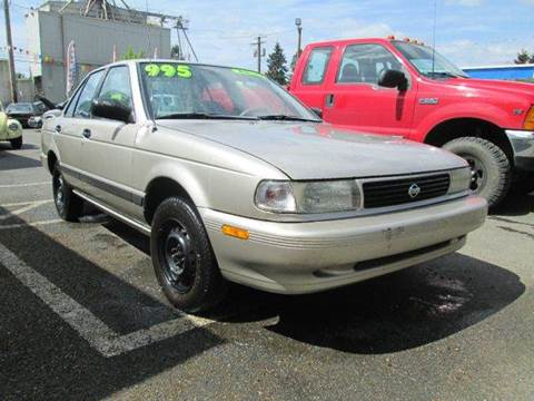 1994 Nissan Sentra for sale in Roy, WA