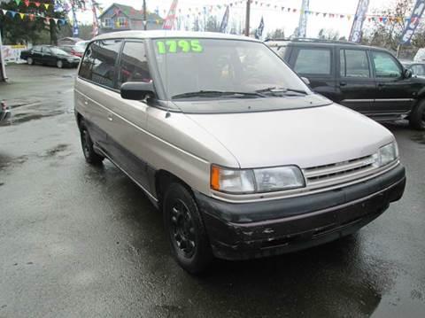 1992 Mazda MPV for sale in Roy, WA