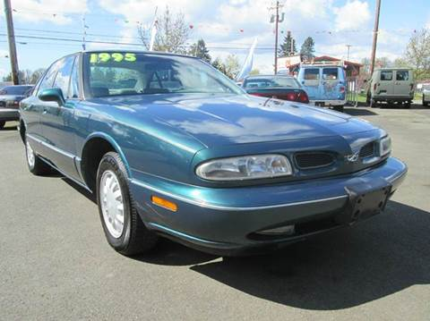 1998 Oldsmobile Eighty-Eight for sale in Roy, WA