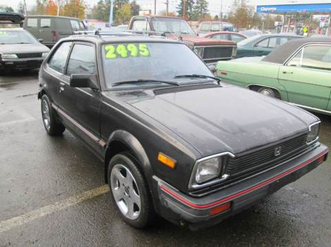 1983 Honda Civic for sale in Roy, WA