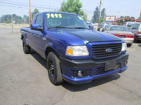2006 Ford Ranger for sale in Roy, WA