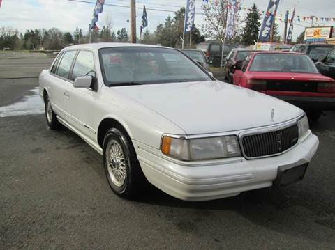 1994 Lincoln Continental for sale in Roy, WA