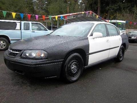 2003 Chevrolet Impala for sale in Roy, WA