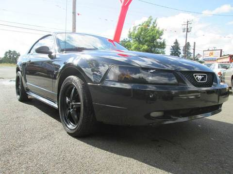 2000 Ford Mustang for sale in Roy, WA