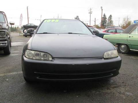 1994 Honda Civic for sale in Roy, WA