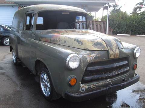 1955 Dodge Panel Truck for sale in Roy, WA