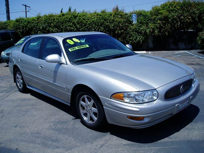 2004 buick lesabre custom 4dr sedan in imperial beach ca. Black Bedroom Furniture Sets. Home Design Ideas