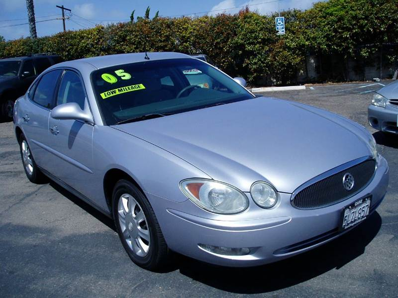 2005 buick lacrosse cx 4dr sedan in imperial beach ca. Black Bedroom Furniture Sets. Home Design Ideas
