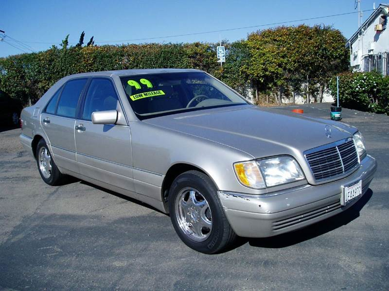 1999 mercedes benz s class s320 swb 4dr sedan in imperial for Mercedes benz s320 price