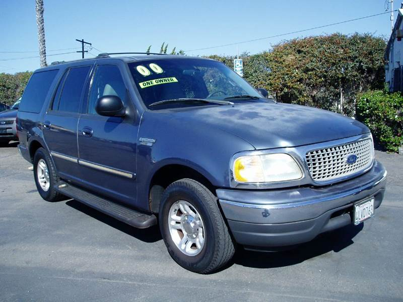 2000 ford expedition xlt 4dr suv in imperial beach ca. Black Bedroom Furniture Sets. Home Design Ideas