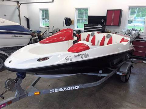 2011 Sea-Doo Speedster