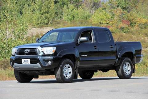 2012 Toyota Tacoma for sale in Hampstead, NH