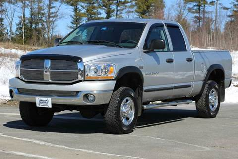 2006 Dodge Ram Pickup 2500 for sale in Hampstead, NH