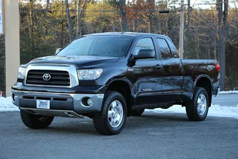 Used Toyota Tundra For Sale New Hampshire