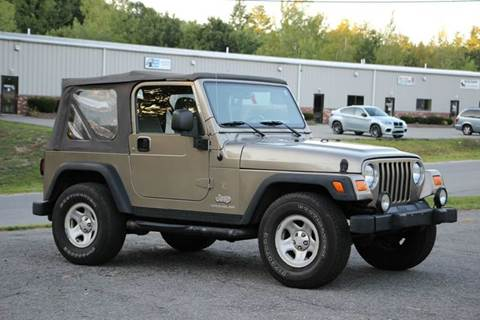 2004 jeep wrangler for sale springville al. Cars Review. Best American Auto & Cars Review