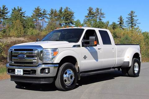 2014 Ford F-350 Super Duty for sale in Hampstead, NH