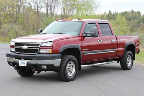 2006 Chevrolet Silverado 2500HD for sale in Hampstead, NH