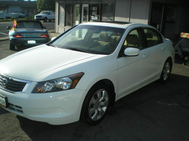 2008 Honda Accord EX 4dr Sedan 5A - Napa CA