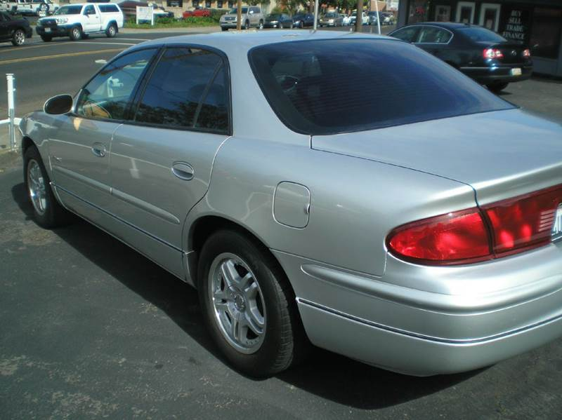 2001 Buick Regal LS 4dr Sedan - Napa CA
