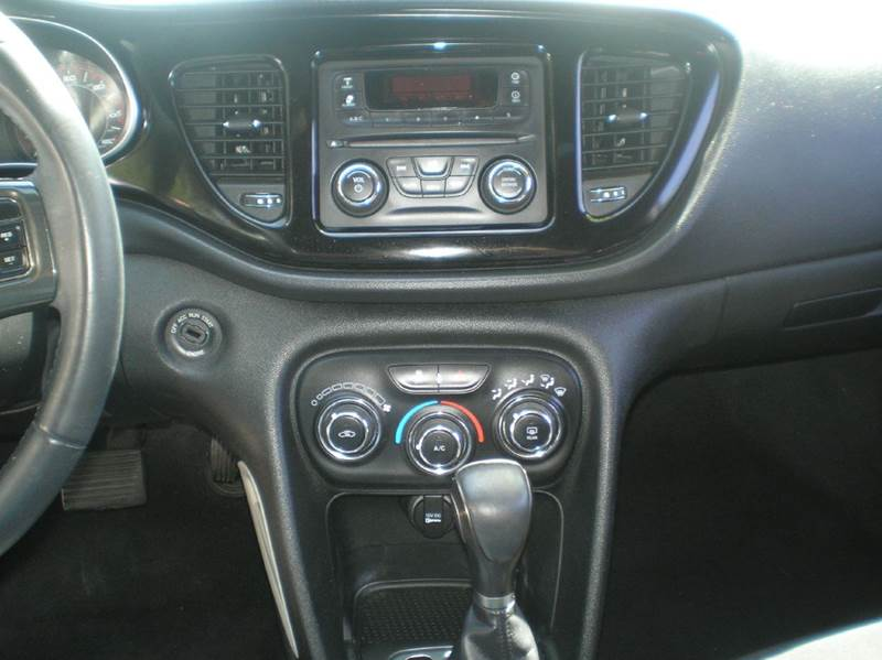 2013 Dodge Dart Rallye 4dr Sedan - Napa CA