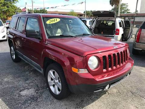 2011 Jeep Patriot for sale in Fort Lauderdale, FL
