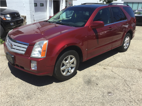 2007 Cadillac SRX for sale in Madison, WI