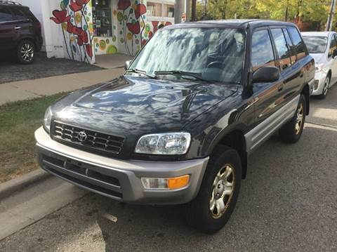 2000 Toyota RAV4 for sale in Madison, WI
