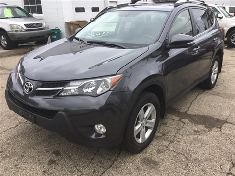 2014 Toyota RAV4 for sale in Madison, WI