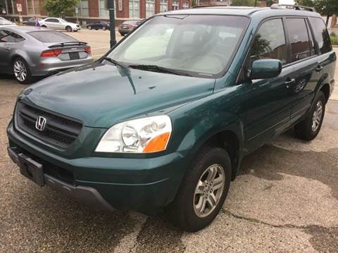 2003 Honda Pilot for sale in Madison, WI