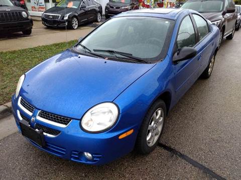 2004 Dodge Neon for sale in Madison, WI