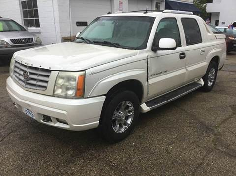 2003 Cadillac Escalade EXT for sale in Madison, WI