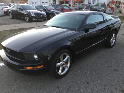 2008 ford mustang for sale in wisconsin. Black Bedroom Furniture Sets. Home Design Ideas