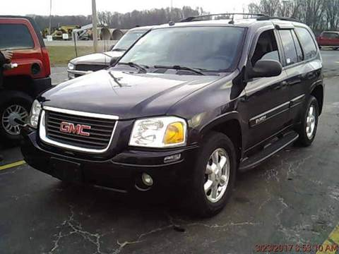 2005 GMC Envoy for sale in Madison, WI