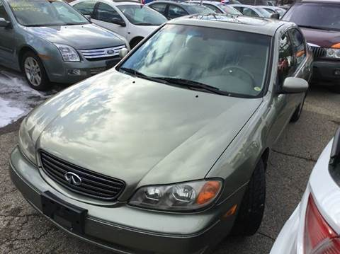 2002 Infiniti I35 for sale in Madison, WI