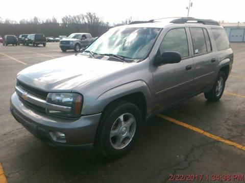 2006 Chevrolet TrailBlazer EXT for sale in Madison, WI