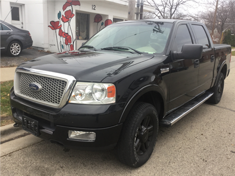 2004 Ford F-150 for sale in Madison, WI