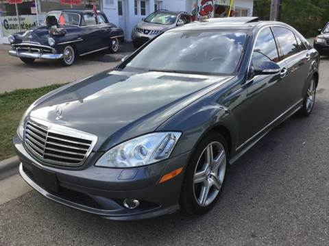2008 Mercedes-Benz S550 for sale in Madison, WI