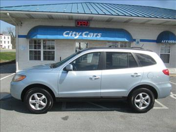 2008 Hyundai Santa Fe for sale in Hagerstown, MD