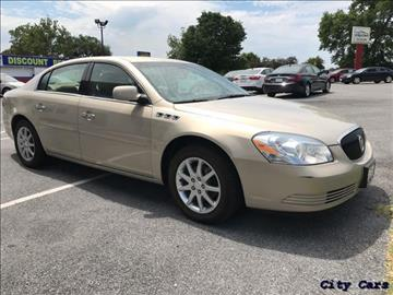 2008 Buick Lucerne for sale in Hagerstown, MD